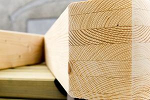 łuk drewniany