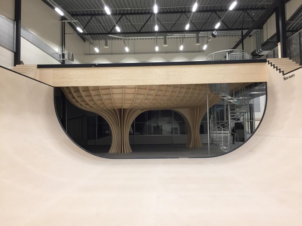 Skatepark w Oslo