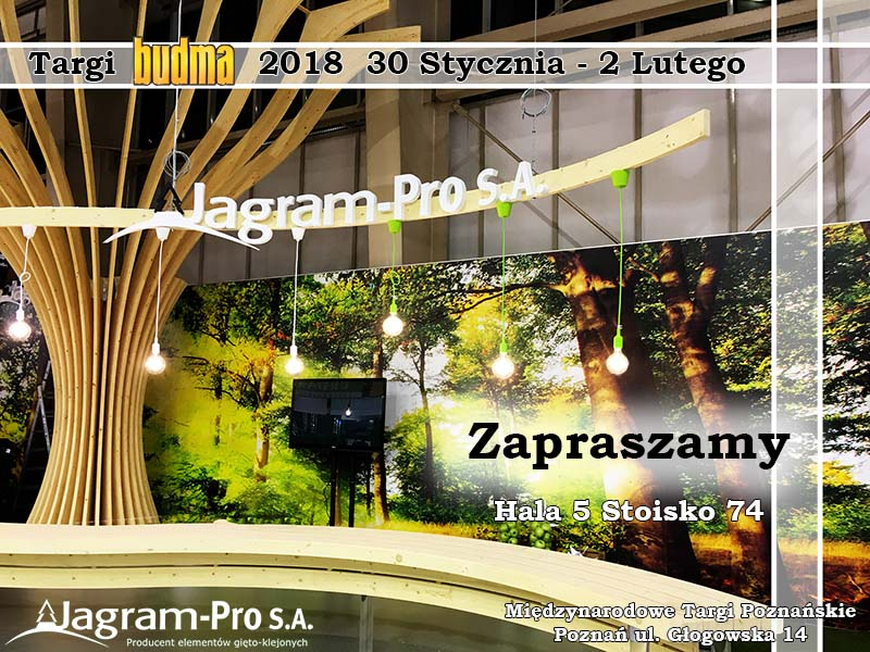 Zaproszenie Budma 2018