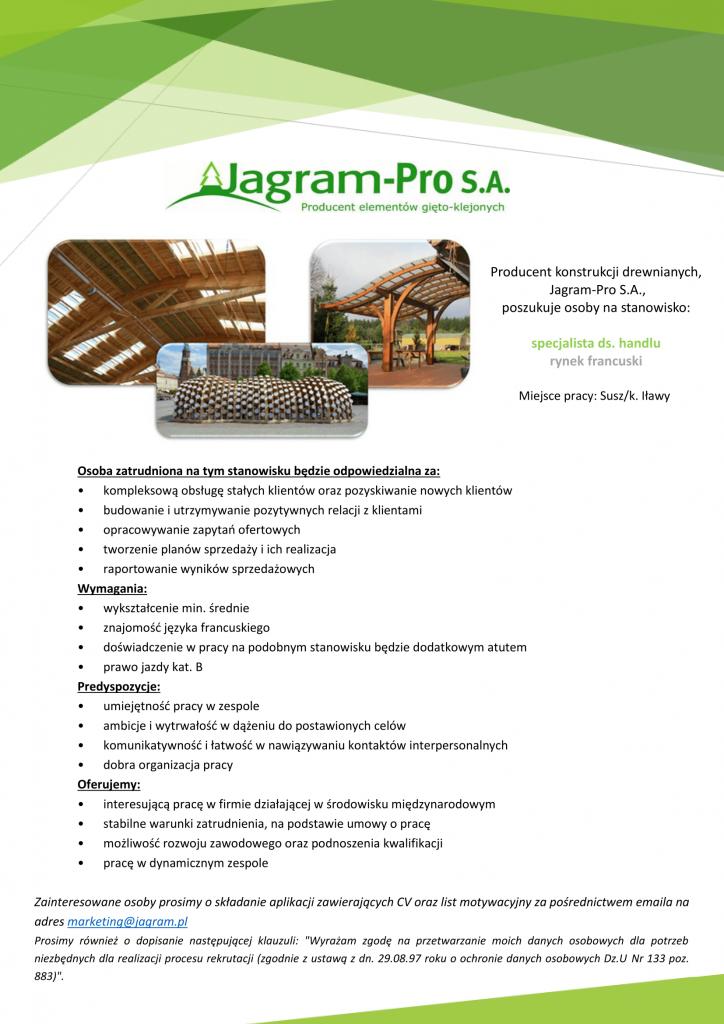 Jagram-Pro Praca